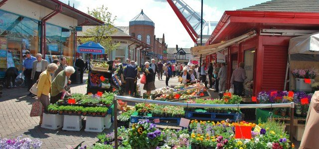 Chorley Market – Every Tuesday